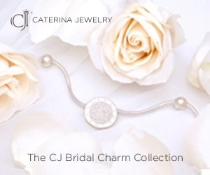 silver bridal jewelry